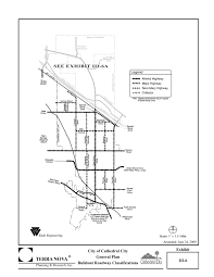 City Of Riverside Zoning Map General Plan Cathedral City