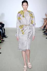 simply fashions simply fitted floral fashions giambattista valli 2014