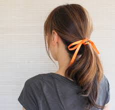 hair ribbon accessorize your hairstyle with ribbon diary