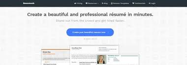 Online Resume Sites by Best Resume Websites Best 25 Online Resume Template Ideas On