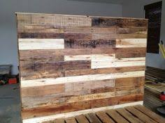 Wooden King Size Headboard by King Size Headboard Created With Wood Flooring This Design Can