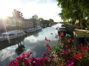 chambre d hote canal du midi maison d hôtes au bord du canal du midi béziers à villeneuve les