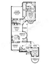 Narrow House Plans by Fisher U0027s Island Narrow House Plans Luxury House Plans