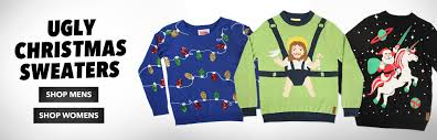 ugly christmas sweaters tipsy elves