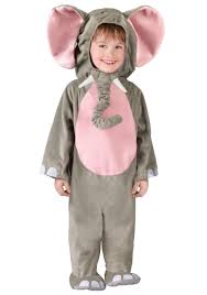 Cat Halloween Costumes Kids Toddler Elephant Costume