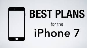 Mobile Plans by Best Cell Phone Plans For The Iphone 7 And 7 Plus Youtube