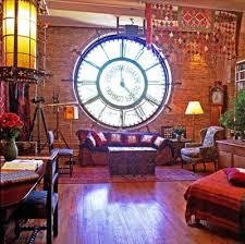 steunk home decor ideas steunk home decor on the steunk home brooklyn clock loft
