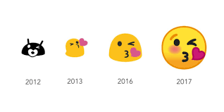 emoji android is redesigning its awful blob emoji for the new android o