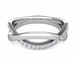 diamond wedding bands for women diamond wedding band etsy