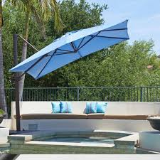 Large Umbrella For Patio Latest Large Patio Umbrellas 25 Best Ideas About Offset Patio