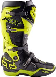 over boot motocross pants fox pants fox instinct 15 boots motocross black yellow fox