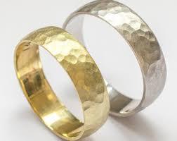 Mens White Gold Wedding Rings by Wedding Rings Set White Gold Wedding Band Set Men And Women