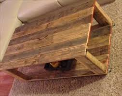 Diy Wooden Pallet Coffee Table by Diy Pallet Wood Coffee Table Wooden Pallet Furniture