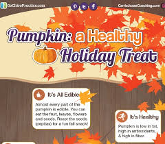 pumpkin health facts for and thanksgiving