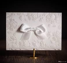 wedding invitations cards flower wedding invitaitons paper cards