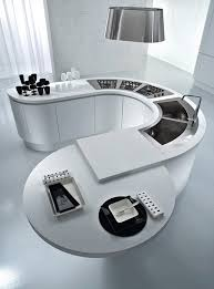cuisine ultra moderne aménagement cuisine ultra moderne en forme futuriste denenecek