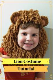 diy owl halloween costume best 25 diy lion costume ideas on pinterest circus birthday