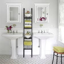 ideas for bathroom shelves home dzine bathrooms ideas for bathroom shelves