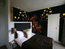 bedrooms extraordinary black bedroom walls that can spark ideas