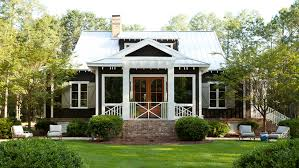 southern living plans farmdale cottage southern living house plans