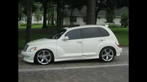 rocketman8060 pt cruiser turbo first editing video youtube