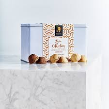 christmas luxe gift tin 600g collection baby buttons byron bay