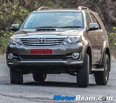 toyota new suv car what the new toyota fortuner offers suv lovers rediff com business