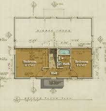 ranch style house plan 2 beds 1 00 baths 794 sq ft plan 447 3
