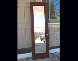 Single Mirror Closet Door Antiques And Architectural Salvage Classic Cars
