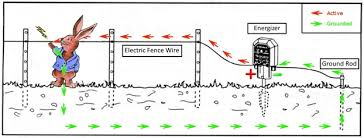 about electric fences how an electric fence works learn the basics
