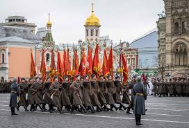 Why Is Russia So Interested by Communists Mark Russian Revolution U0027s Centenary In Moscow The New