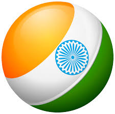 The Indian Flag Round India Flag Png Transparent Clip Art Image Gallery