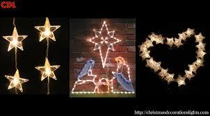 christmas star light outdoor modern decoration outdoor laser