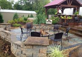 Concrete Backyard Ideas Stamped Concrete Backyard U2013 Mobiledave Me