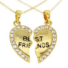 gold best friends necklace images Necklaces for teenage girls teen necklaces in season jewelry jpg