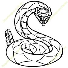 100 rattlesnake coloring pages displaying 13 gt for jem