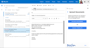 free email signature templates docusign for outlook docusign