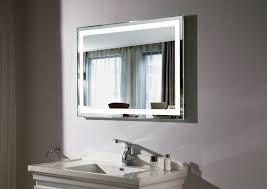 backlit bathroom vanity mirror lovely backlit bathroom mirror canada dkbzaweb com