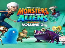 subtitles monsters aliens