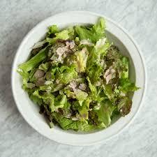 winter salad with walnut milk vinaigrette recipe george mendes
