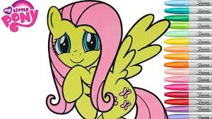 my little pony coloring pages fluttershy my little pony coloring book fluttershy mane 6 rainbow splash
