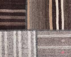 Cheap Kilim Rugs Kilim Vintage Patchwork Carpet In Beige Dark And Light Brown