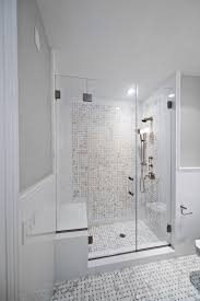 Leaking Frameless Shower Door by Which Shower Door Is For You On Time Baths Kitchens