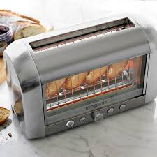 Usa Made Toaster Magimix By Robot Coupe Vision Toaster Williams Sonoma