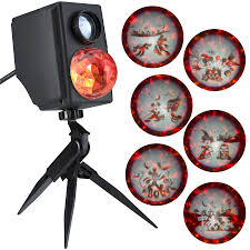 outdoor halloween projector shop disney mickey multi function red orange yellow led multi