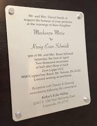 thanksgiving ceremony invitation wedding invitation engraved keepsake plaque wall art bella casa