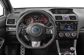 subaru impreza wrx 2017 new 2017 subaru wrx sti price photos reviews safety ratings