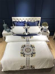 Luxury White Bedding Sets Elegant White Bedding Promotion Shop For Promotional Elegant White