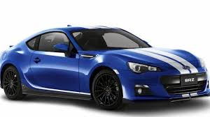 subaru brz matte blue 2015 subaru brz special edition launched in australia with
