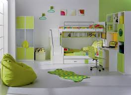 déco chambre ado garçon et fille en 48 idées ado en vert et